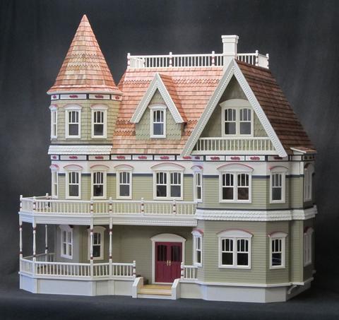 Dollhouse Kits Monumental Miniatures
