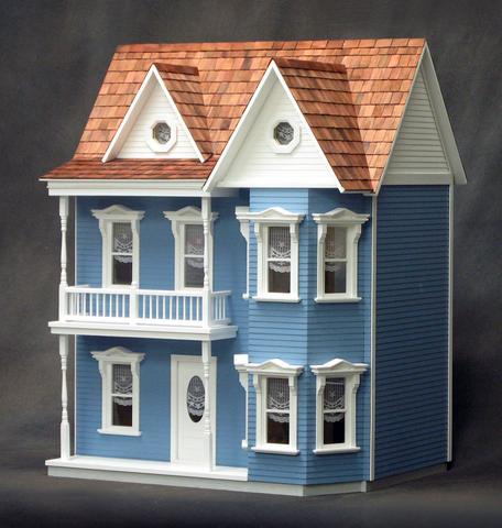 2 To 2 5 Story Dollhouse Kits Monumental Miniatures